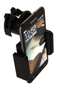 Smartphone slit lamp adapter - Universal