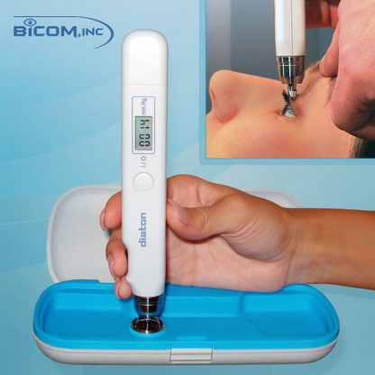Diaton Tonometer Use
