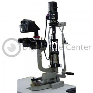 Haag Streit Slit Lamp Camera