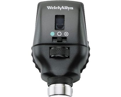 Welch Allyn 3.5 V Halogen HPX Prestige Coaxial-Plus Ophthalmoscope