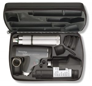 Welch Allyn Diagnostic Set 18320-C with Panoptic