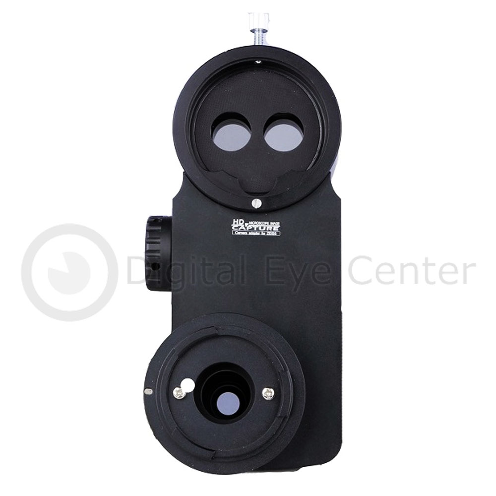 Slit Lamp Camera Adapter Zeiss Type All In One Set