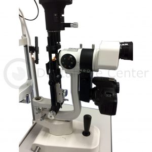 Slit Lamp Camera Adapter All in One