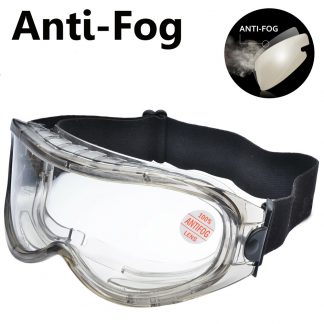 Antifog Safety Glasses